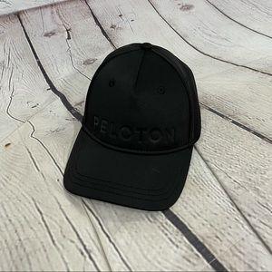 Peloton Black Adjustable Baseball Hat